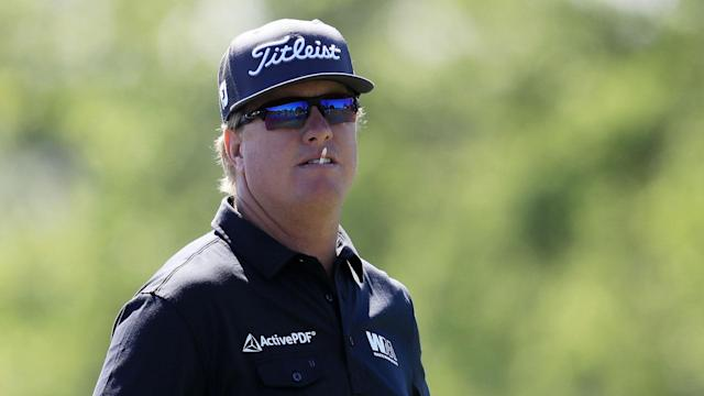 While Henrik Stenson missed the cut after a dismal round, Charley Hoffman was in impressive form to lead the Arnold Palmer Invitational.