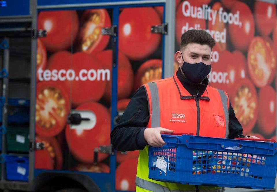 <p>The company has a long-running contract to supply workers to Tesco</p> (Tesco PR image)
