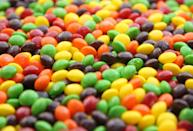 <p>Although they were launched in the UK, skittles came to America in 1979 and became incredibly popular in 1981. These fruity candies let everyone taste the rainbow back then, and they're still working their same magic now.</p>