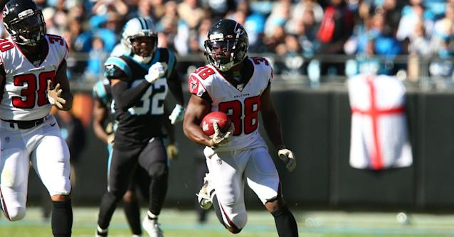Falcons vs. Panthers: Hat Tips & Head-Scratchers