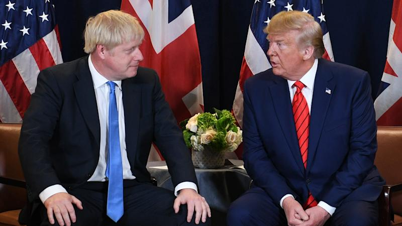 UK-US trade deal 'could put the union at risk'