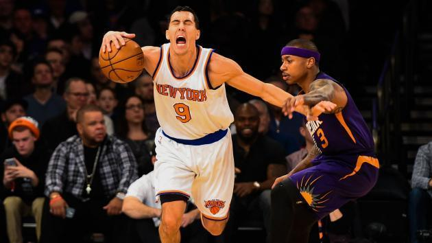 <p>Knicks interested in hiring former point guard Pablo Prigioni as assistant coach</p>