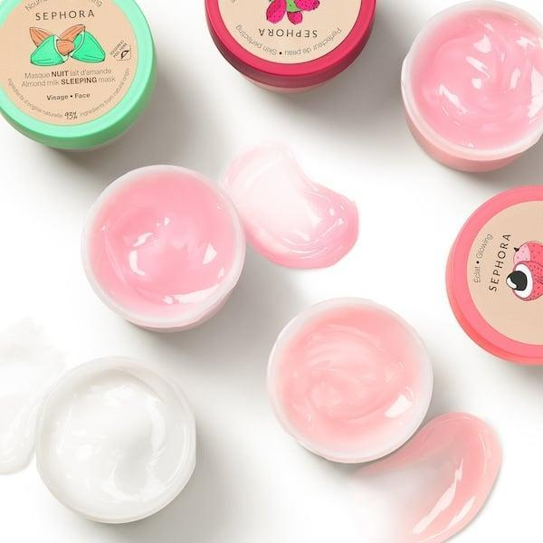 <p>If you want to wake up glowing, like Sleeping Beauty, try out these new fun <span>Sephora Collection Clean Face Sleeping Masks</span> ($6).</p>