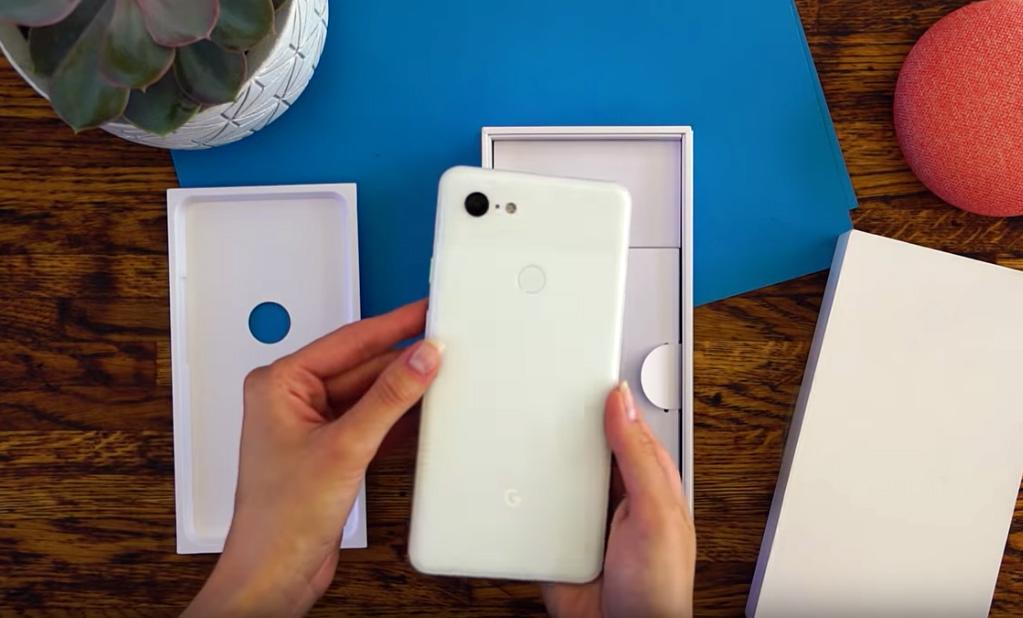 Google Pixel 3 to launch on November 2nd in France, retailer