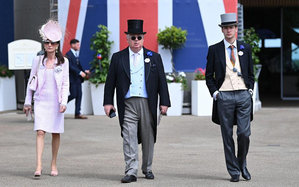 royal ascot 2021 live results day 2 tips betting updates - AFP via Getty Images