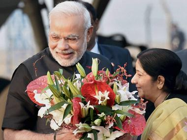 Sushma Swaraj stopped Narendra Modi from signing pact with UK on return of illegal immigrants: All you need to know