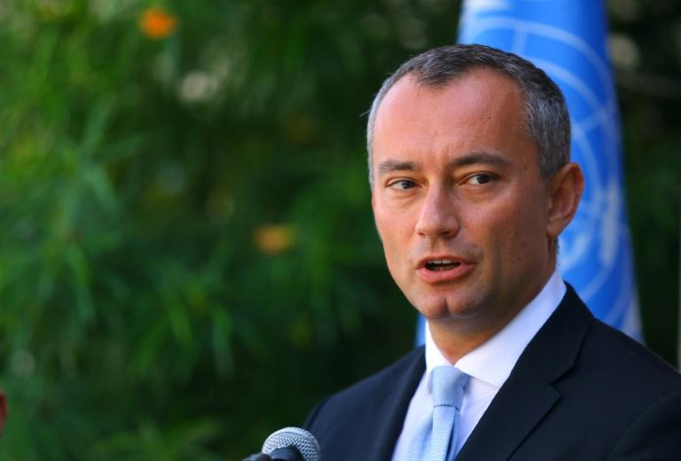 Nikolay Mladenov, United Nations Special Coordinator for the Middle East Peace Process