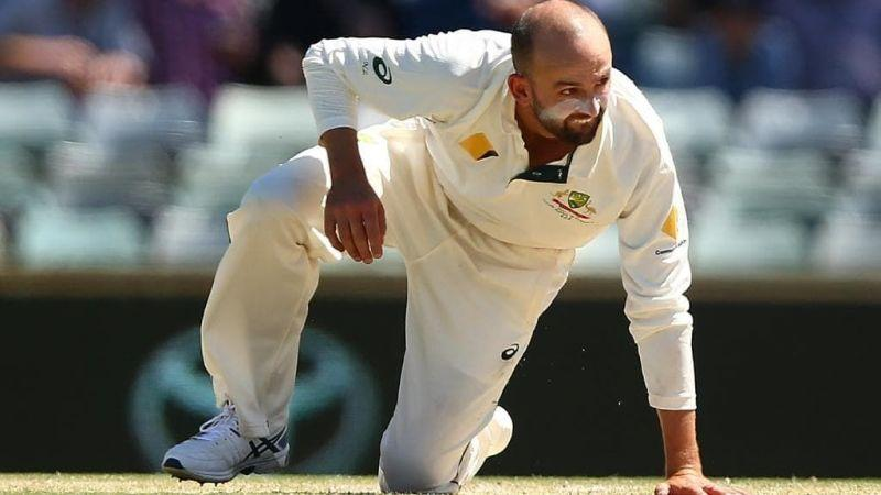 Nathan Lyon is the first to achieve this feat in Test Cricket