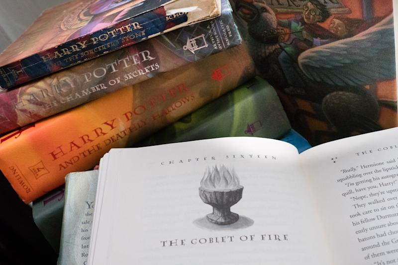 A Catholic school in Nashville has removed the popular Harry Potter book series from its library. (Photo: Sarah L. Voisin/The Washington Post via Getty Images)
