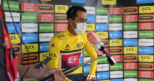 Tour de France - Tour de France : Education First avec  Uran, Higuita et Martinez
