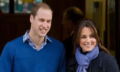 William And Kate: Baby Due To Be Born In July