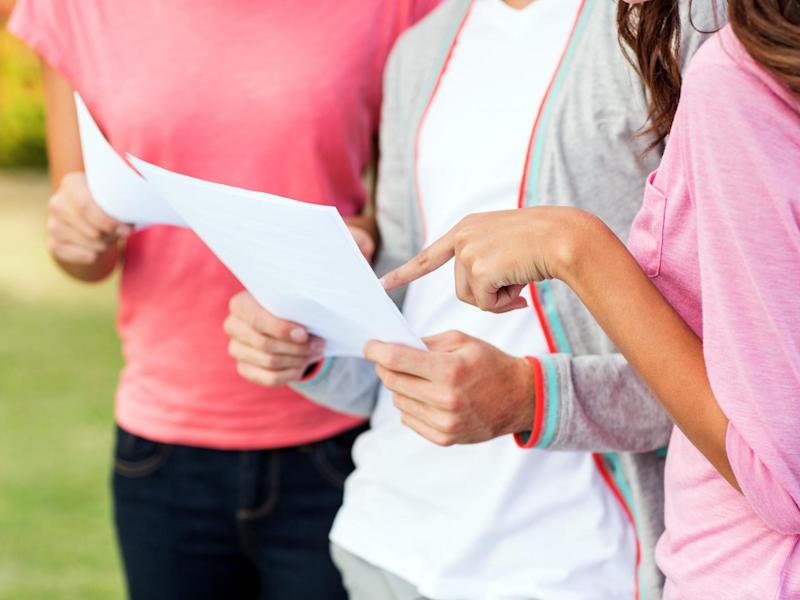Pupils are Scotland are set to receive results set by teachers: iStock