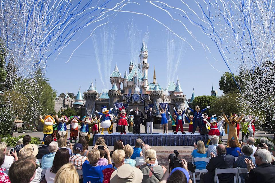 <p>Disneyland, California</p> (Getty Images)