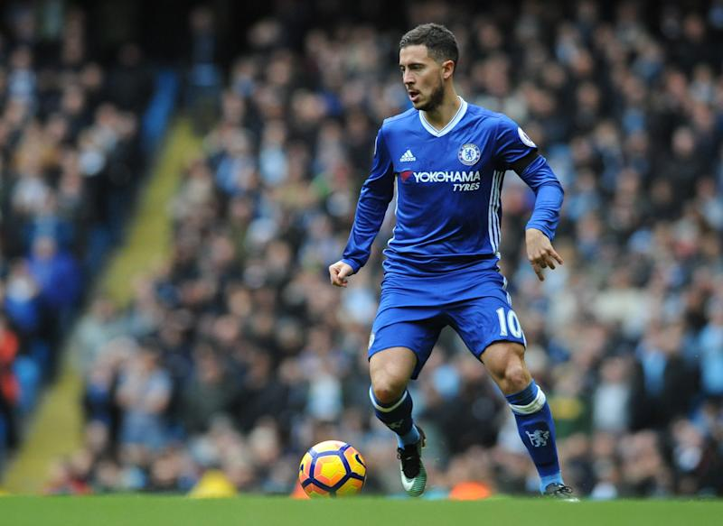 Chelsea rocked as eden hazard admits he would consider real madrid chelseaaposs eden hazard is wanted by real madrid voltagebd Image collections