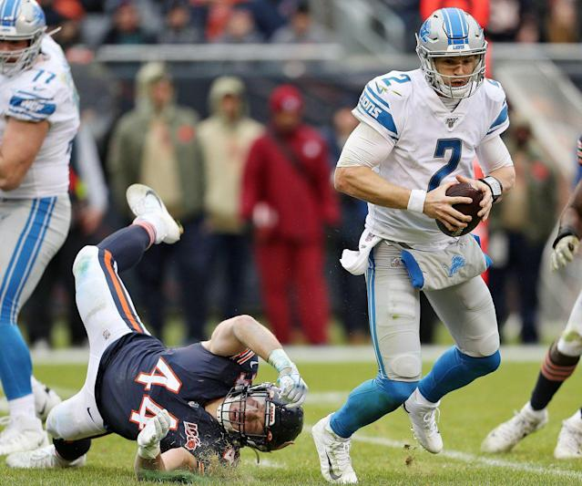 Lions offense could evolve even more if Jeff Driskel starts again