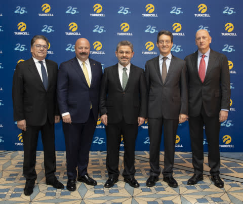 Building the Future with Digital Services: Turkcell Celebrates its 25th Year