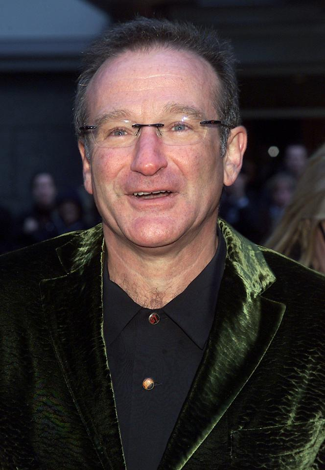 "<p>The focus on casting British and Irish actors frustrated some American actors who were eager to get in, among them Rosie O'Donnell, who wanted to play Molly Weasley, and Robin Williams (pictured), rumored to be a potential Hagrid, <a rel=""nofollow"" href=""https://www.theguardian.com/film/2001/nov/15/news2"">who would later say</a> ""There were a couple of parts I would have wanted to play, but there was a ban on American actors."" (Photo: Evan Agostini/ImageDirect) </p>"