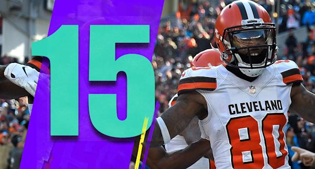 <p>There's a crazy scenario for the Browns can make the playoffs. It's improbable but not impossible. (Jarvis Landry) </p>