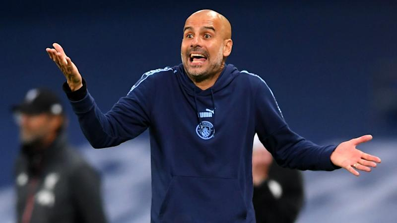 'We are human' - Guardiola rues poor Man City showing after FA Cup exit