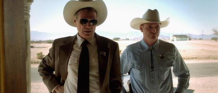 Earl and Edgar McGraw in Kill Bill