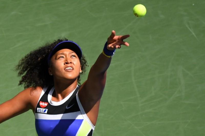 Osaka survives scare to reach last 16 in New York
