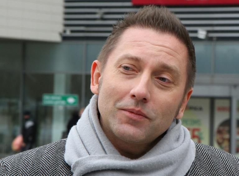 """The head of the Lithuanian Gay League, Vladimir Simonko, pictured in 2013, called the decision """"a progressive ruling that sends an important message to our LGBT community and politicians"""""""