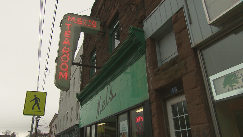 Mel's Tearoom to stay put after owners buy building