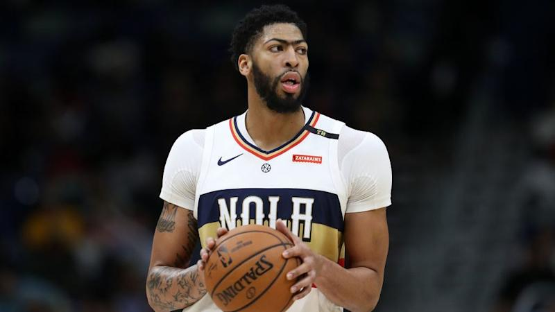 Anthony Davis to play Friday after NBA warned Pelicans of  100 093191a95