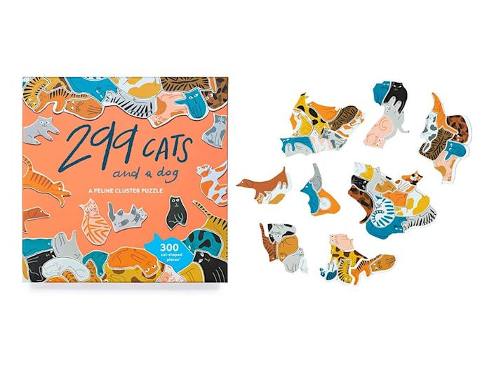 299 cats puzzle