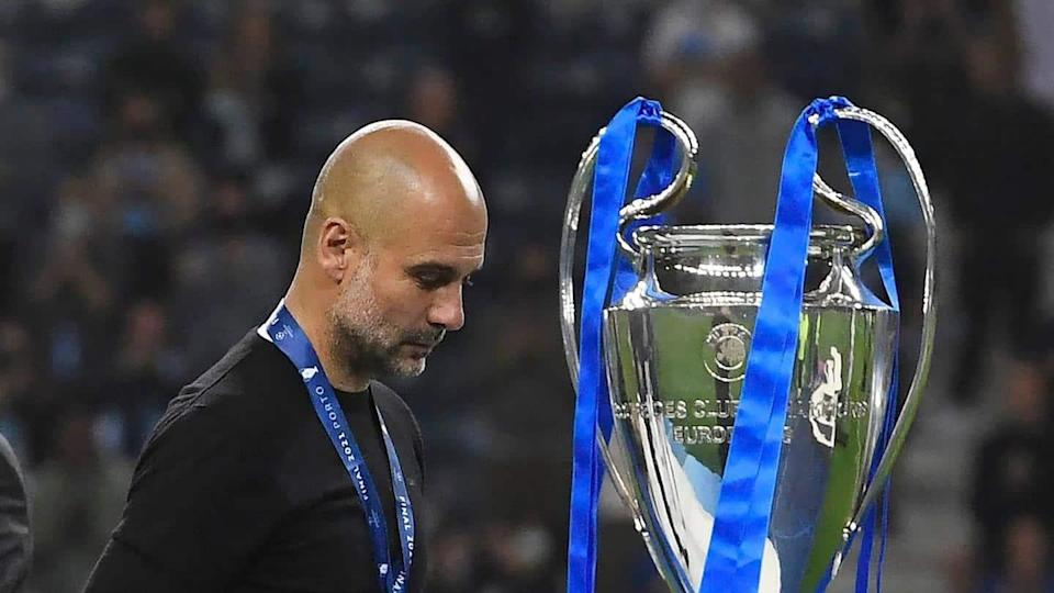 Champions League: Unwanted records scripted by Pep Guardiola