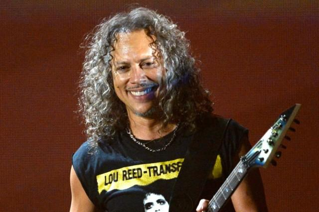 Metallica's Kirk Hammett Wrote a Touching Tribute to Motörhead's Lemmy