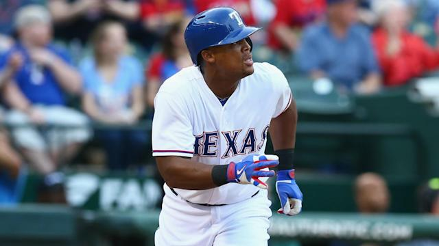 Adrian Beltre's number 29 will be retired by the Texas Rangers later this year.