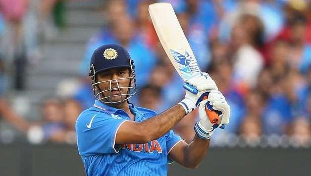 MS Dhoni averages 47.71 while chasing in T20I cricket