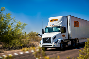 Yellow's fleet refresh seeks out new equipment with the most advanced emissions reductions technologies and fuel-saving features.