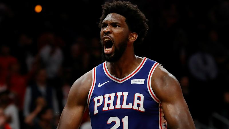 'I'm trying to win a f****** title' – 76ers star Joel Embiid