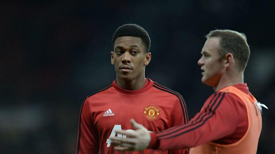 Anthony Martial | OLI SCARFF/Getty Images