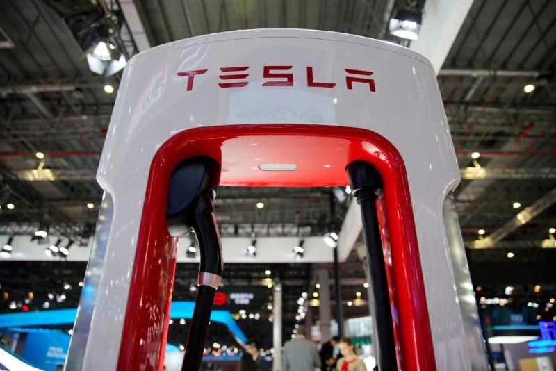 Tesla's China car registrations fall 35% month-on-month in February
