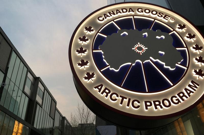 Despite Political Tensions, Canada Goose Opens First Store In China (NYSE:GOOS)