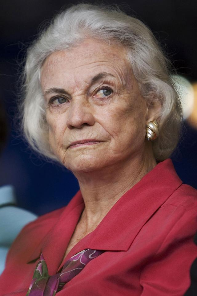 <p>O'Connor, now retired, was the first woman to serve on the Supreme Court of the United States. She was appointed by President Reagan in 1981 and retired in 2006. The judge was also awarded the Presidential Medal of Freedom by President Obama.</p>