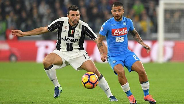 <p>Another player who is rumoured to be leaving the south of Italy this summer.</p> <p>Insigne has been superb for Napoli this season, and will be desperate to help his boyhood club beat Juve over the next week.</p> <p>He has impressively only missed one league game all season, proving how important he is for Napoli.</p>