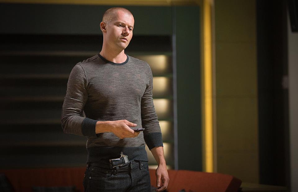 "James Badge Dale in Marvel Studios' ""Iron Man 3"" - 2013"