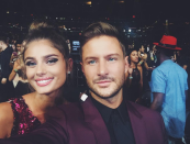 <p>At just 20 years old, Taylor is the youngest Victoria's Secret model. It's no wonder her actor-slash-model boyfriend Michael follows her everywhere she goes. <i>[Photo: Instagram/taylor_hill]</i> </p>