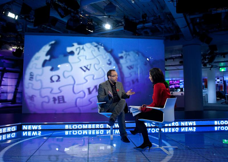 Interview With Wikipedia Co-Founder Jimmy Wales
