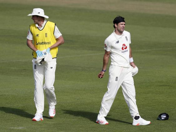 Broad and Anderson were parted for the first Test (PA)