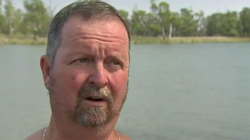 Witness Barry Purcell said the accident is a reminder for boat owners to look after their crafts. Source: 7 News