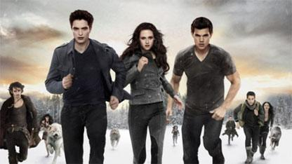 'Twilight' Finale Tops Thanksgiving Box Office