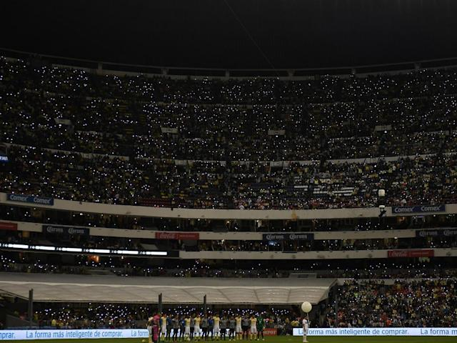 The Azteca Stadium is one of the most iconic in football (Getty)