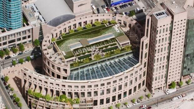 Oberlander contributed to the Vancouver Public Library Central Branch rooftop garden. It was renovated and opened to the public in 2018.