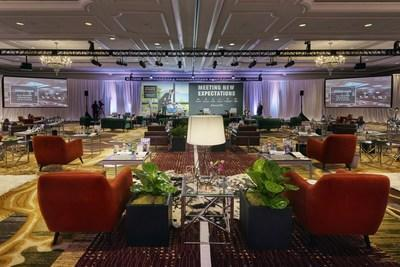 Recent meetings held at The Ritz-Carlton, Tysons Corner and Gaylord Texan Resort