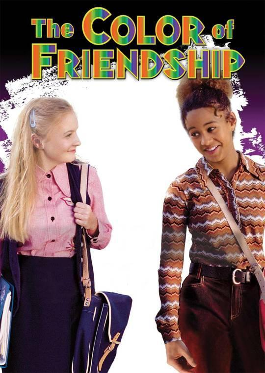 """<p>In case you were wondering if the word """"color"""" in the title was in reference to ethnicity, the answer is very yes. <i>The Color of Friendship</i> tells the tale of a South African white girl sent to live with a black family in America. Friendship and racial tension ensue!<br><br><i>(Credit: Disney Channel)</i> </p>"""